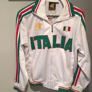 Men's ITALIA track jacket